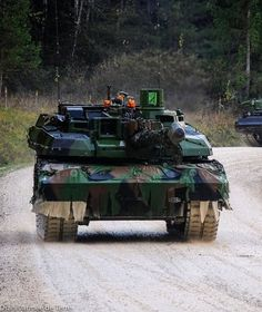 Military Armor, Tank I, French Army, Battle Tank, France, Armored Vehicles, Cold War, Warfare, Military Vehicles
