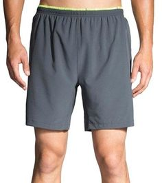 "Brooks Men's Sherpa 7"" 2-in-1 Shorts"