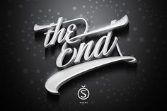 """the end"" ligaduras efictivas e impactantes"