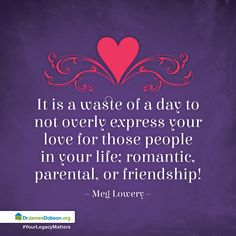 It's Valentine's Day! http://www.drjamesdobson.org/blogs/the-single-parenting-journey/the-single-parenting-journey/2015/02/12/it-is-valentines-day?sc=FPN