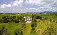 East Kirkland Farm - 4 bed Farmhouse 5 letting cottages Indoor swimming pool Stabling Riding arena Pond & Grazing EPC Rating = F