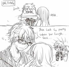When MC gets hurt [4/7] [Saeyoung]