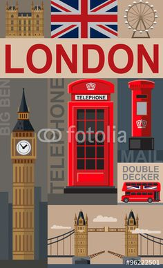 Imagen de city, inglaterra, and london