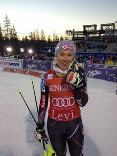 Oakley Mikaela Shiffrin: 5x World Cup Slalom Champion