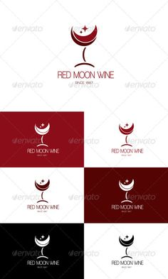 Wine Glass Logo Design Template Vector #logotype Download it here: http://graphicriver.net/item/wine-glass-logo/3905123?s_rank=737?ref=nexion