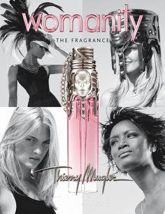 parfum /WOMANITY