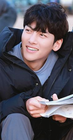 Ji Chang Wook Smile, Ji Chan Wook, Lee Dong Wook, Hot Korean Guys, Korean Men, Asian Actors, Korean Actors, Hot Actors, Actors & Actresses