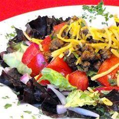 Sue's Taco Salad Allrecipes.com
