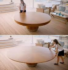 Round Expanding Table Yacht   Google Search