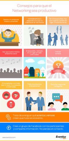 ¿Cuál es la mejor manera de entrar en contacto con otros profesionales? Practicar el networking es clave tanto en Internet y las redes sociales como cuando as