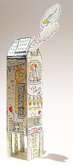 .milk carton