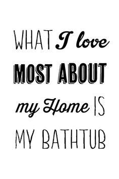 "Sneak Peak: Eleonore Bridge. ""What I love most about my home is  my bathtub."" #sneakpeek"