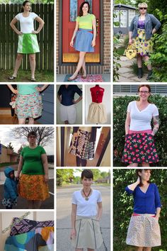 pattern release: the alder skirt {for women} || imagine gnats