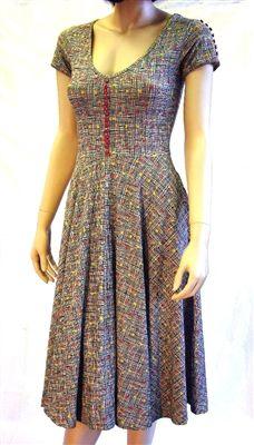 Effie's Heart MICHELE DRESS | CONFETTI PRINT
