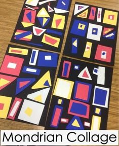 Mrs. Knight's Smartest Artists: Starting out: Unit 1, 2-D elements