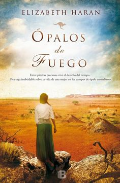 """LECTURAS MAITE: """"ÓPALOS DE FUEGO"""" DE ELIZABETH HARAN"""
