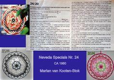 Raamhanger Neveda Specials nr. 24 ca. 1980