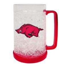 Arkansas Razorbacks Freezer Mug
