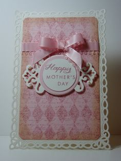 Romantic Mother's Day Card