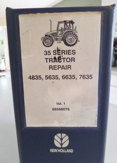 Versatile new holland 256 276 276 ii tractor service shop repair for sell new holland complete tractor repair operators manual 4835 5635 6635 7635 newholland fandeluxe Gallery