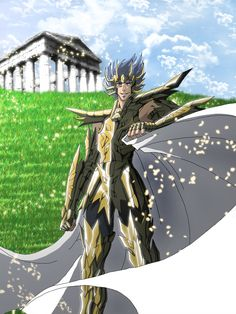 DeviantArt is the world's largest online social community for artists and art enthusiasts, allowing people to connect through the creation and sharing of art. Saint Seiya Lost Canvas, Knights Of The Zodiac, Saints, Goku Vs, Fan Art, Photoshop, Comic Games, Anime Comics, Mythology