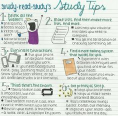Not A Studyblr Yet — study-read-study:   The question I get asked most...