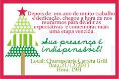 Confraternização de natal Christmas Ornaments, Holiday Decor, Design, Data, 35, Pilates, Medieval, Quotes About Christmas, Bands