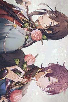 ¿Alguien sabe el nombre del chico que esta al lado de Kanesada? )? Alguien ayúdeme!