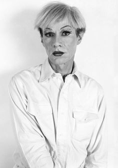 Andy Warhol Lady