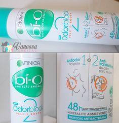 Resenha: desodorante antitranspirante da Garnier Bí-O Odorblock 2 Aerosol