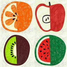 weather&fruits - - weather&fruits 48 HR REPACK weather&fruits on Behance Fruit Illustration, Food Illustrations, Flowers Wallpaper, Poster Photo, Art Watercolor, Art Plastique, Food Art, Art Lessons, Art For Kids