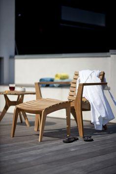 Regatta Lounge Chair, Skagerak