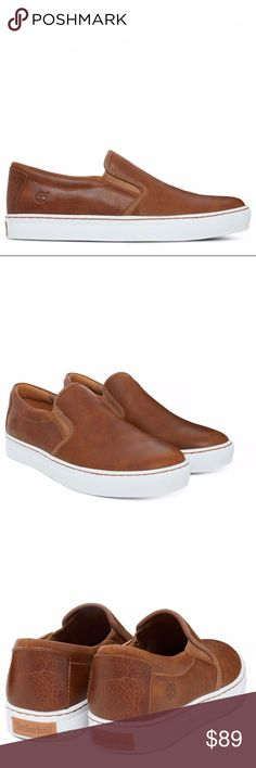 Timberland MENS ADVENTURE 2.0 CUPSOLE SLIP ON SHOE TIMBERLAND MEN'S ADVENTURE 2.0 CUPSOLE SLIP ON SHOE SIZE 10. 100% authentic with box. Brown Timberland Shoes Loafers & Slip-Ons