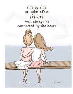 """108 Sister Quotes And Funny Sayings With Images """"Little sisters remind big sisters how wonderful it is to play in the sand. Big sisters show little sisters Bff Quotes, Best Friend Quotes, Family Quotes, Cute Quotes, Funny Quotes, Sister Friend Quotes, Sister Birthday Quotes, Sister Friends, Heart Quotes"""