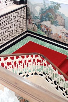 Mon secret, la poesie de ma vie   mizrach-mcclelland: Stairway in the Greenbriar...