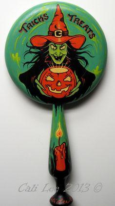 A very cool Halloween artist