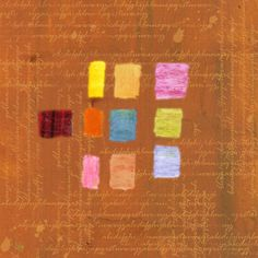 Color Squares 2 Painting Print on Wrapped Canvas
