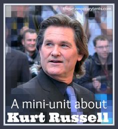Kurt Russel mini-unit - watch and discuss Stargate, Sky High, and more sci-fi movies. At first I thought Whaaaaa? But those are great movies. So, yeah. Maybe?