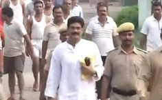 Shahabuddin's Bail Challenged In Supreme Court By Nitish Kumar Government