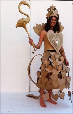 Molly as the queen of hearts 2013