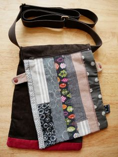 2 bags in original, unique, handmade, gray by on Etsy Trending Outfits, Gray, The Originals, Unique Jewelry, Handmade Gifts, Fabric, Bags, Shopping, Vintage
