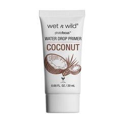 Wet n Wild Photo Focus Water Drop Primer Coconut - fl oz, White Beauty Sponge, Makeup Sponge, Wet N Wild, Mini Makeup, Candy Makeup, Elf Makeup, Makeup Kit, Makeup Ideas, Maybelline Instant Age Rewind