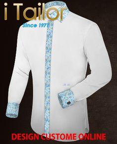 Design Custom Shirt 3D $19.95 kostuum Click http://itailor.fr/suit-product/kostuum_it54240-1.html