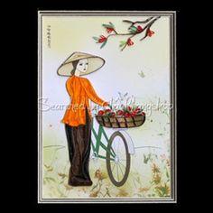 Made by Vietnamese handicraftsmans