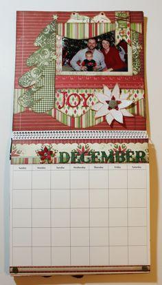 Kiwi Lane Calendar Page