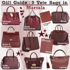 A fashion look from December 2014 featuring Dolce&Gabbana handbags, Givenchy handbags and Lancel tote bags. Browse and shop related looks.