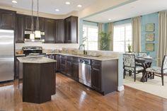 Ryland Homes - Philadelphia, Lansing Kitchen