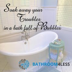 Never Neglect an Opportunity for Improvement! - Bathroom4Less  #BathroomFurniture  #BathroomVanity  #DIY #ModernHome #HomeImprovement #BathroomSolutions  #BathroomDesigns #HomeDecor #UK #England #LuxuryVanity #BathTubs  #BathroomDecorIdeas  #BathroomAccessories