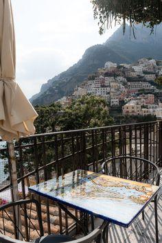 The ultimate travel guide to Positano on the Amalfi coast!