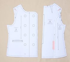 Wide or Narrow Shoulder Adjustment  |  Colette Patterns Sewalongs